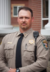 Sergeant Ken Woodward